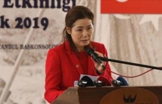 Kore Başkonsolosu Jang: Türk askeri Kore'nin...