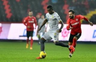 Malatyaspor Gaziantep'ten 1 puanla ayrıldı