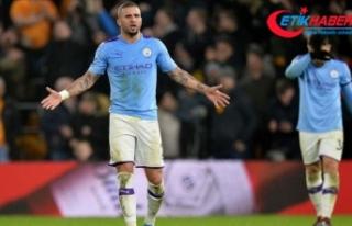 Manchester City deplasmanda Wolverhampton'a 3-2...