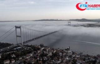 Marmara Bölgesi'nde parçalı ve az bulutlu...
