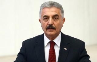 MHP'li İsmet Büyükataman'dan Ümit Kıvanç'a...