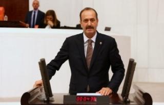 MHP'li Osmanağaoğlu: Türkiye Kıbrıs ve Akdeniz'de...