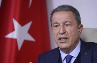 Milli Savunma Bakanı Akar: TSK'nın kahraman...
