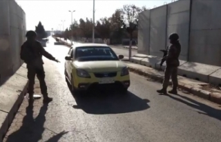MSB: Barış Pınarı Harekatı bölgesinde arama-tarama...