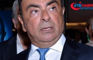 Nissan'ın eski CEO'su Ghosn ev hapsinden Lübnan'a...