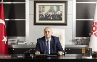 OSTİM OSB Başkanı Aydın: Gelecek yıl, 2019'dan...