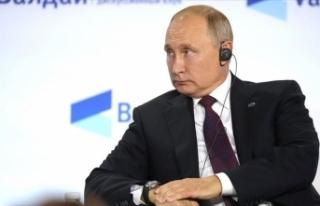"""Putin: """"NATO'nun basmakalıp düşünce..."""