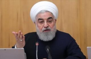 Ruhani: Müslümanların birçok sorunu ABD müdahalesinden...