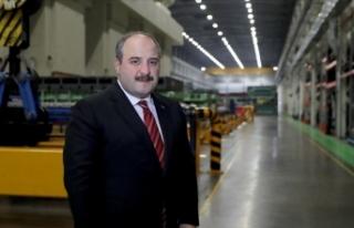Sanayi ve Teknoloji Bakanı Varank: Sanayicimizin...