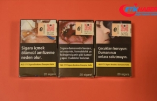 Sigarada düz ve standart paket uygulaması yarın...