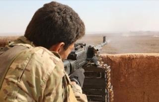Suriye Milli Ordusu terörle mücadelede 251 şehit...