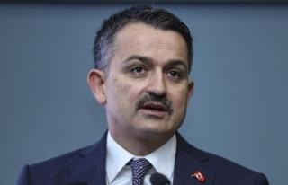 Tarım ve Orman Bakanı Pakdemirli: Hayvan ithalatının...