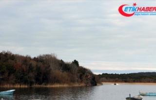 Terkos Gölü'nde kaybolan 2 kişinin cesedi...