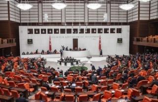 'Torba kanun teklifi' Genel Kurulda kabul...