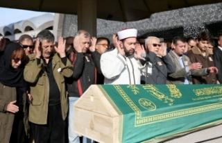 Tunç Başaran için Şakirin Camisi'nde cenaze...