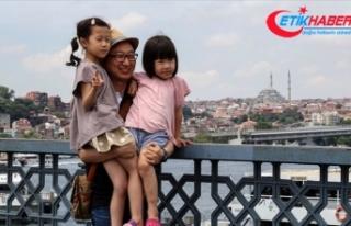Türkiye 11 ayda yaklaşık 43 milyon yabancı ziyaretçi...