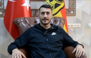 Yeni Malatyasporlu futbolcu Adis Jahovic: Süper Lig'in...