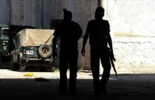 YPG/PKK Suriye'de DEAŞ'lıların kampından...
