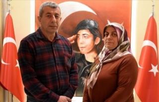 15 Temmuz şehidinin ailesi, devletin verdiği evi...