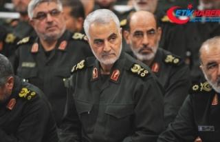 ABD saldırısında ölen İranlı general Kasım...