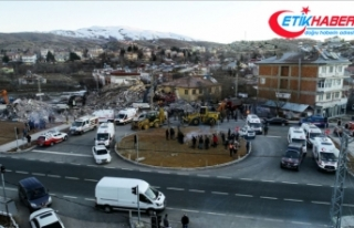 AFAD: Depremde ölenlerin sayısı 21'e yükseldi,...