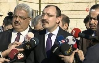 AK Parti Grup Başkanvekili Muş'tan kanun teklifine...