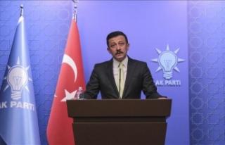 """AK Parti'li Dağ'dan """"İzmir'e..."""