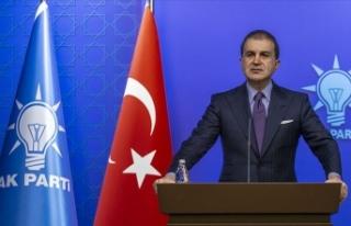 AK Parti Sözcüsü Çelik: CHP yöneticileri Erdoğan'ın...
