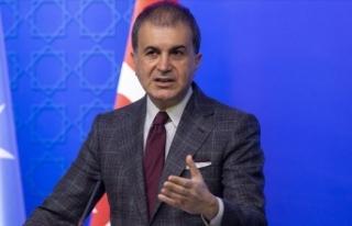 AK Parti Sözcüsü Çelik: Faşist Yunan milletvekili...