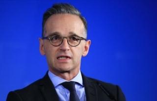 Almanya Dışişleri Bakanı Maas: Hafter mevcut ateşkese...