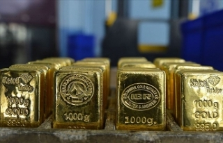 Gram altın 371 lira seviyelerinde