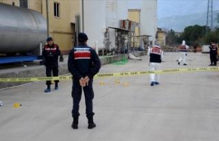 Antalya'da gaz dolum tesisindeki patlamada bir...