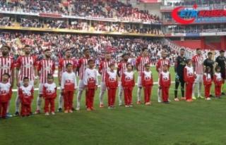 Antalyaspor, Konyaspor maçının tribün gelirini...