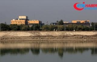 Bağdat'ta ABD Büyükelçiliğine füzeli saldırı