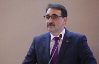 Bakan Dönmez: 229 VAP projesine 25 milyon lira destek...