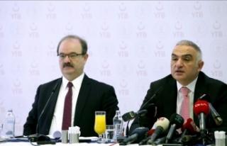 Bakan Ersoy: Virüs salgını Türkiye'nin turizmini...