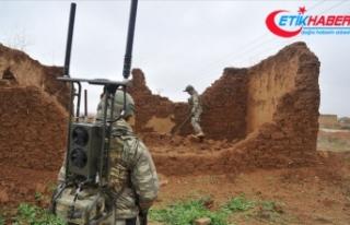 Barış Pınarı Harekatı bölgesinde 1660 EYP ve...