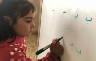 Barış Pınarı Harekatı ile yeniden okullarda çocuk...