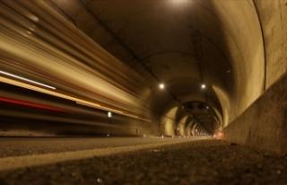 'Başı dumanlı Ilgaz'a yapılan tünelden...