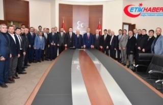 BBP'li Hendek Belediyesi MHP'ye geçti