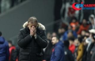 Beşiktaş Abdullah Avcı ile yollarını ayırdı