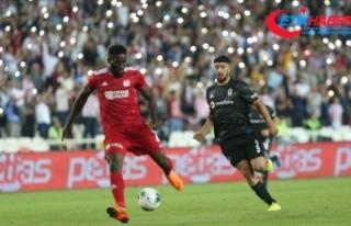 Beşiktaş ile Sivasspor 28. randevuda