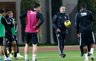 Beşiktaş Teknik Direktörü Avcı: Transfer talebimiz...
