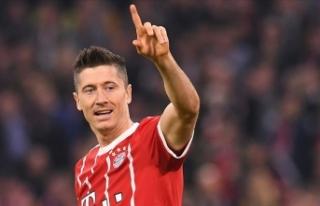 Bundesliga'da 'ilk yarının en iyi futbolcusu'...