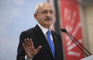 CHP Genel Başkanı Kılıçdaroğlu: Bu ülkeye,...