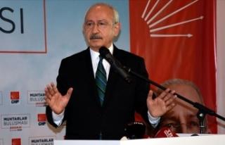 CHP Genel Başkanı Kılıçdaroğlu: Dış politikamızı...