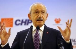 CHP Genel Başkanı Kılıçdaroğlu'ndan Libya...