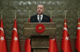 Cumhurbaşkanı Erdoğan: 200-250 bin mülteci sınırımıza...