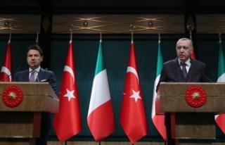 Cumhurbaşkanı Erdoğan: Libya'da ateşkes anlaşması...