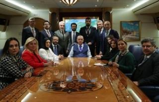 Cumhurbaşkanı Erdoğan: Libya'da Türkiye'nin...